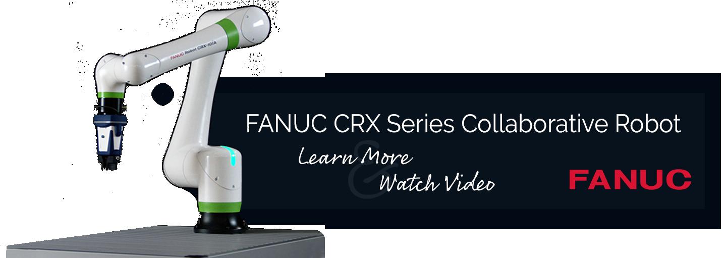 FANUC CRX