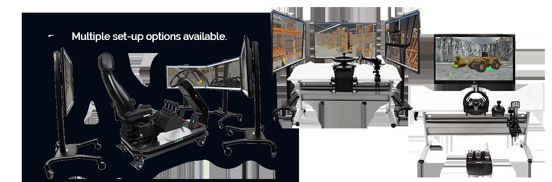 Simlog CTE Training Simulators