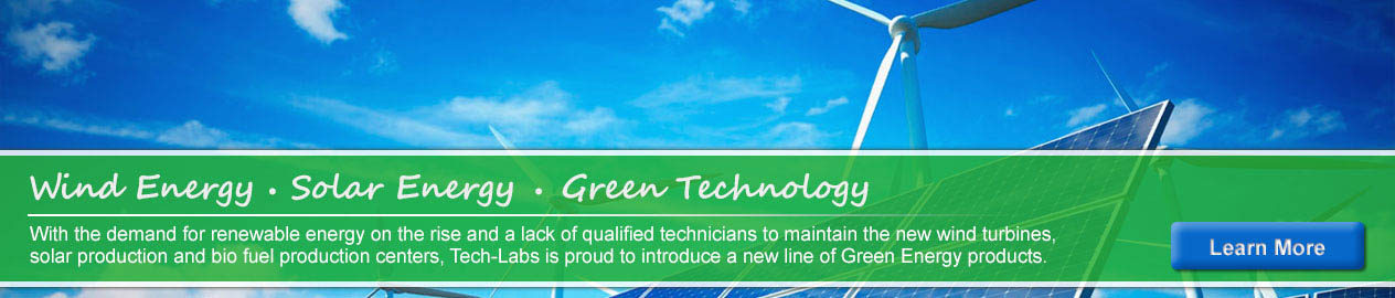 Trainers for Green Technology Occupations