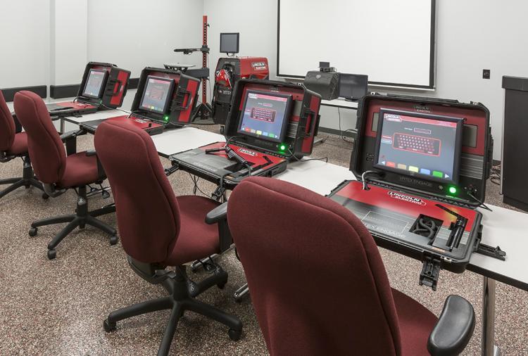 Classroom Weld Training