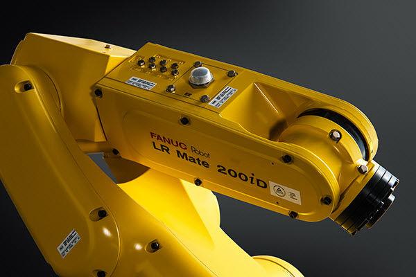 6-axis articulated handling robot