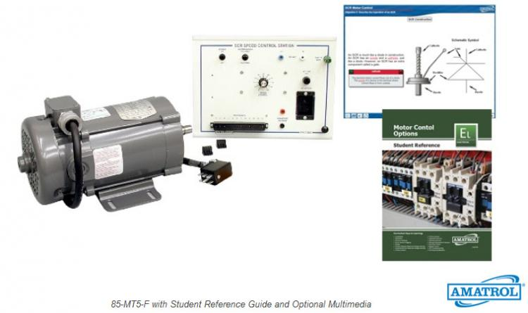 Electric Motor Control Learning System Tech Labs