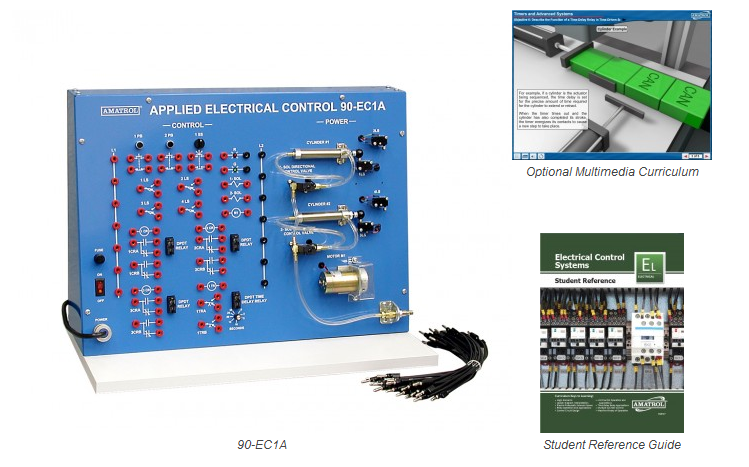 Electric Relay Control Unit | Tech-Labs