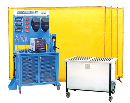 Welding Technology Learning System