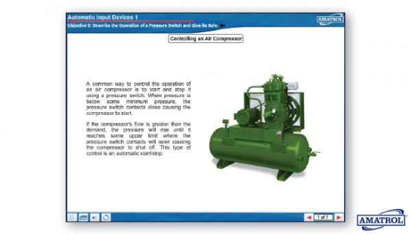 Interactive Motor Control Multimedia