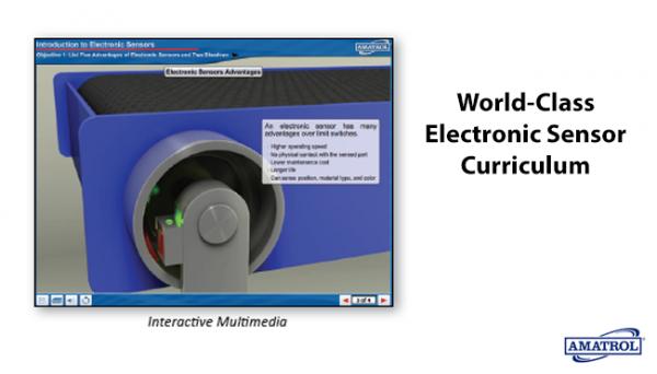 World-Class Electronic Sensor Curriculum