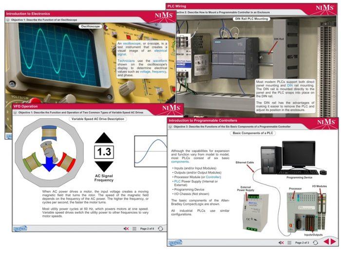 NIMS Endorsed Manufacturing Training