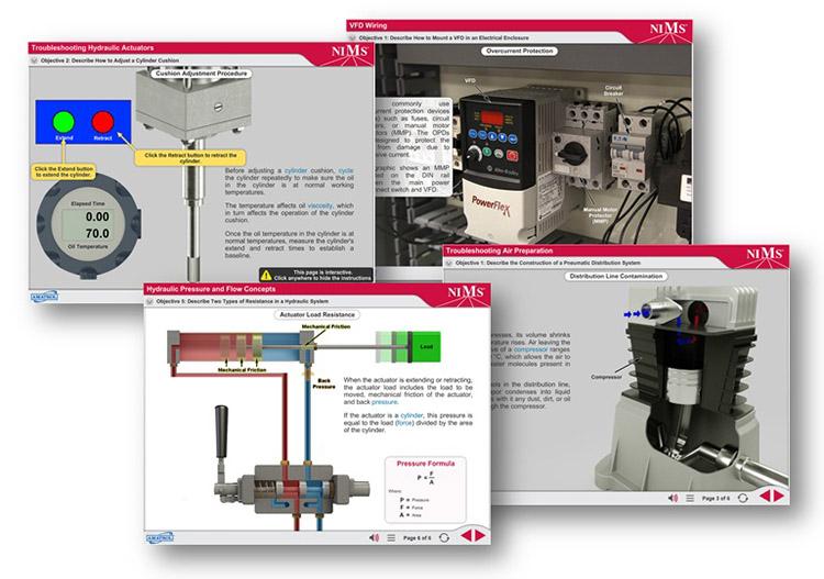 Amatrol ITM Certification Program