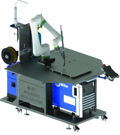 Robotic Welding Training Equipment