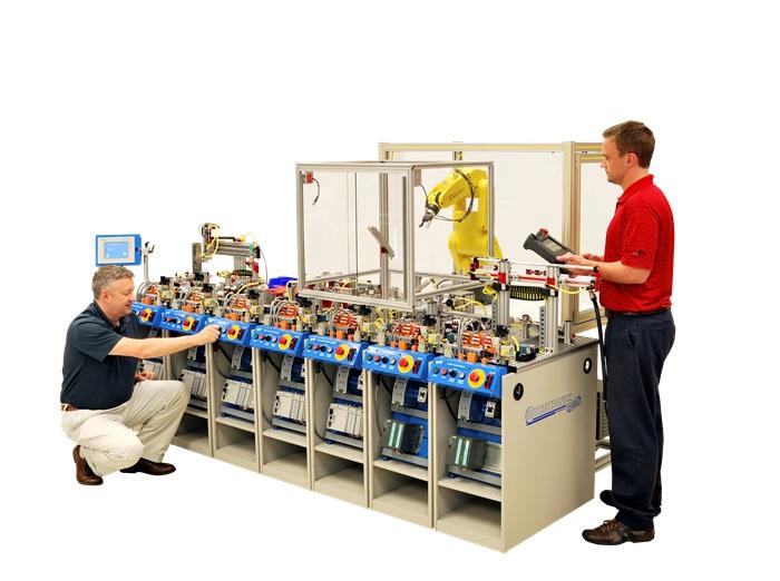 Fanuc Robot Integration Package | Tech-Labs