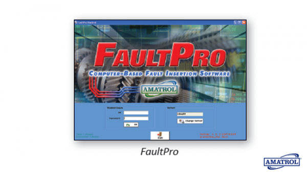 Enhance the Training by Adding Optional Electronic Fault Insertion!