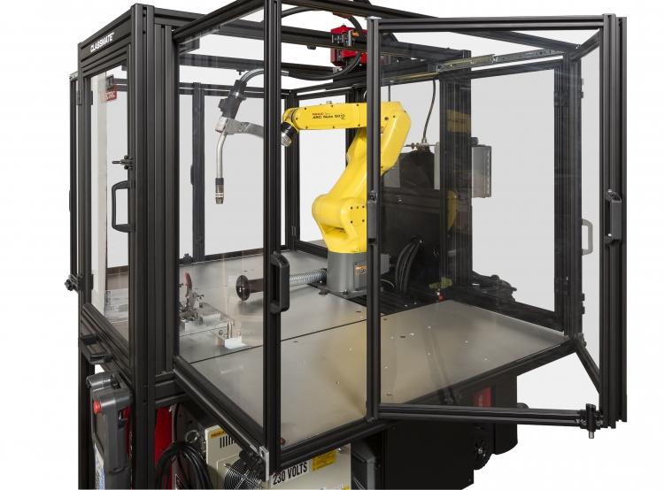 ClassMate™ Robotic Welding Trainer | Tech-Labs