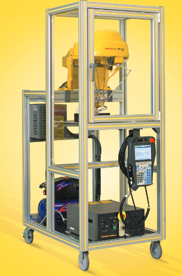FANUC CERT Education Cart M-1iA Cart