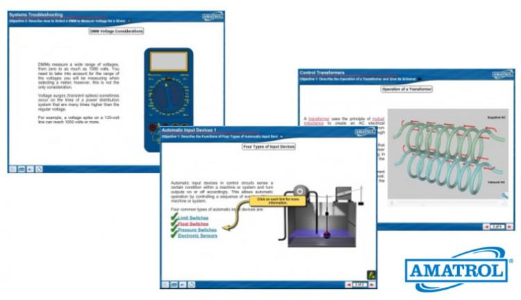Electric motor control learning system tech labs electric motor control multimedia m17401 ccuart Choice Image