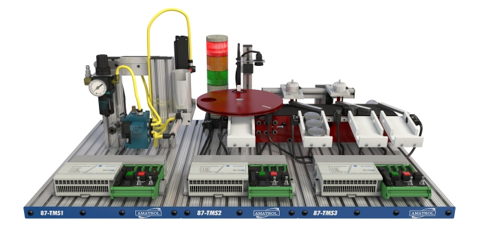 Powerful Automation Training for PLC, Electrical, Mechanical, and Pneumatic Applications!
