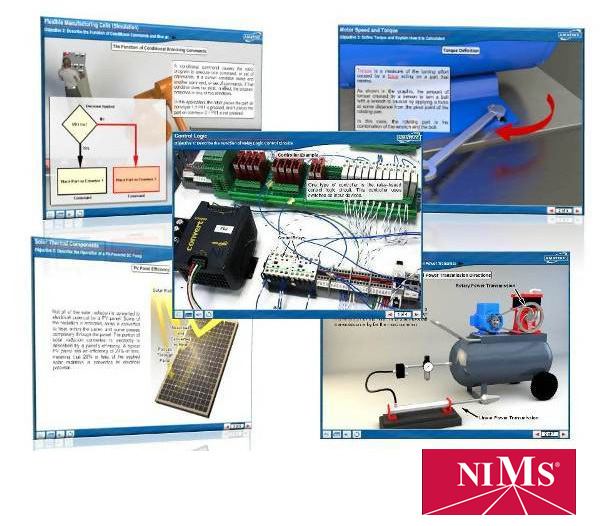 NIMS Endorses Amatrol's Multimedia Curricula for ITM Certification