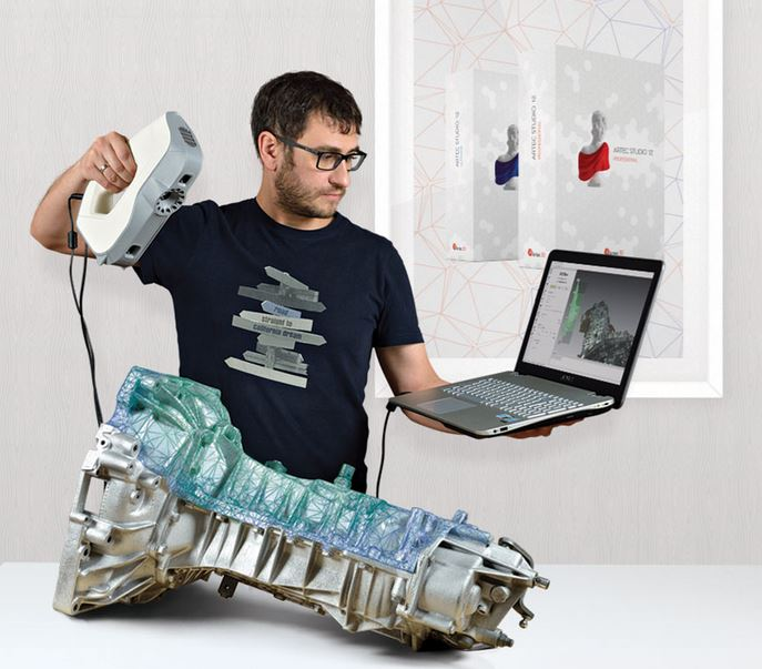 Artec 3D Scanning made Simple