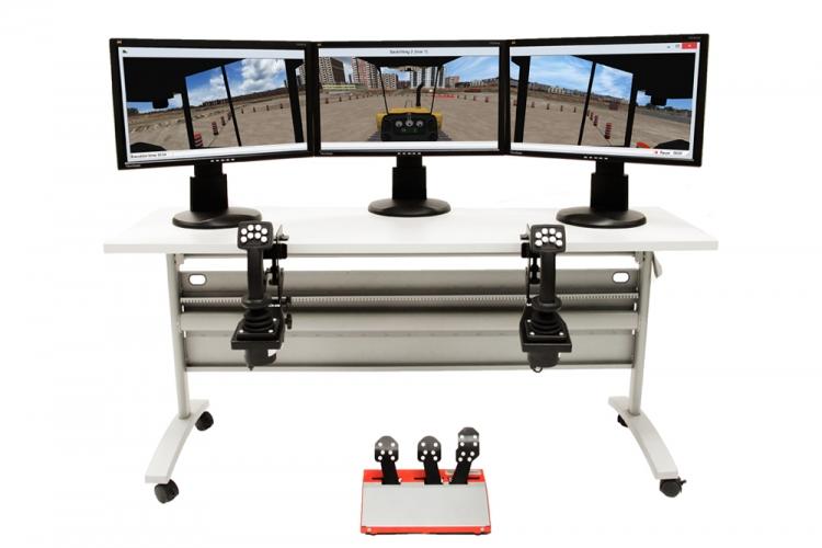 Bulldozer Simulator Possible Set-up