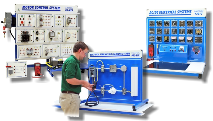 Amatrol S Electrical Training Systems Tech Labs