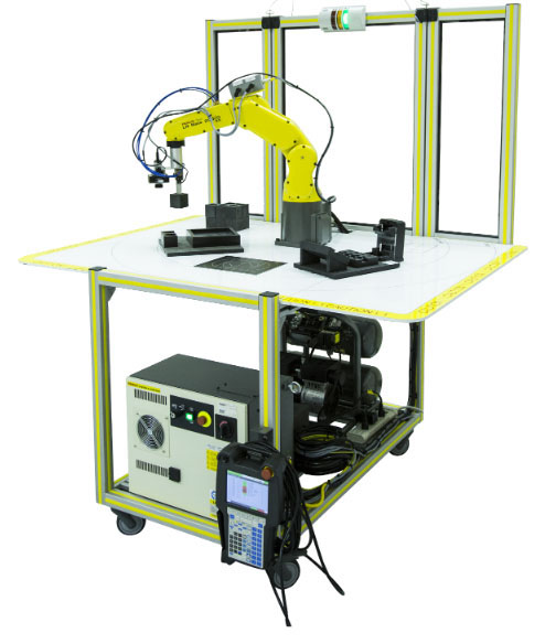 Fanuc Fenceless Cart Tech Labs