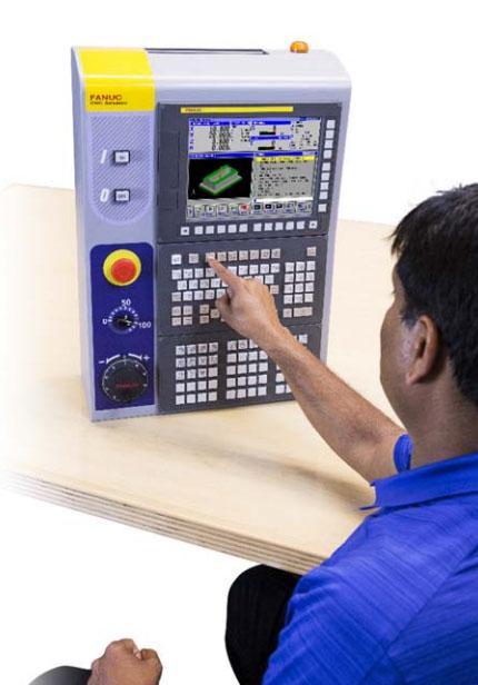 FANUC CNC Simulator | Tech-Labs