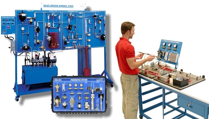 Amatrol's Fluid Power Training Systems | Tech-Labs