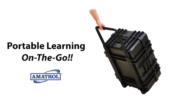 The 990-DRV1F: Mobile, Durable, Compact Learning System