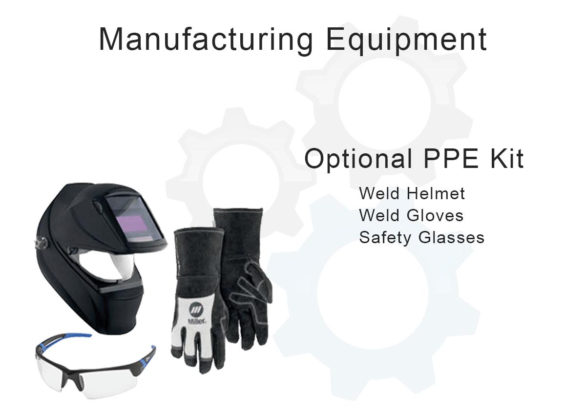 Certified Robotic Welding Trainer