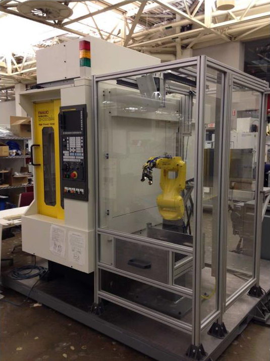 ROBODRILL α-D14SiA Advanced Machining Center
