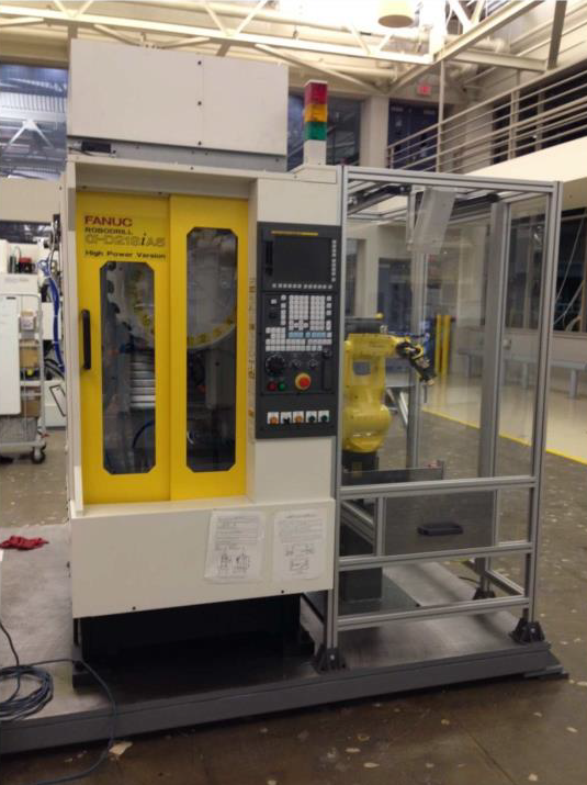 Fanuc Robodrill Certified Education Packages Tech Labs