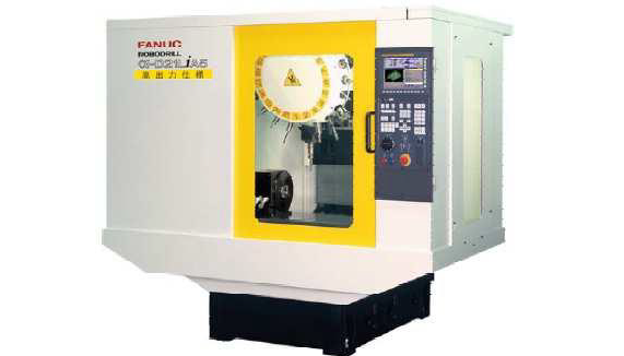 ROBODRILL α-D14LiA5 5-Axis Machine (Education Package D)