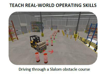 Simlog Forklift Simulator