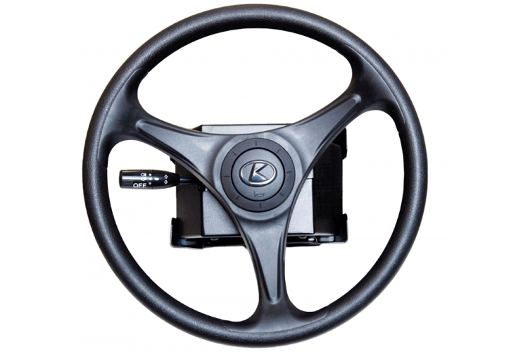 Replica Controls for Forklift Personal Simulator