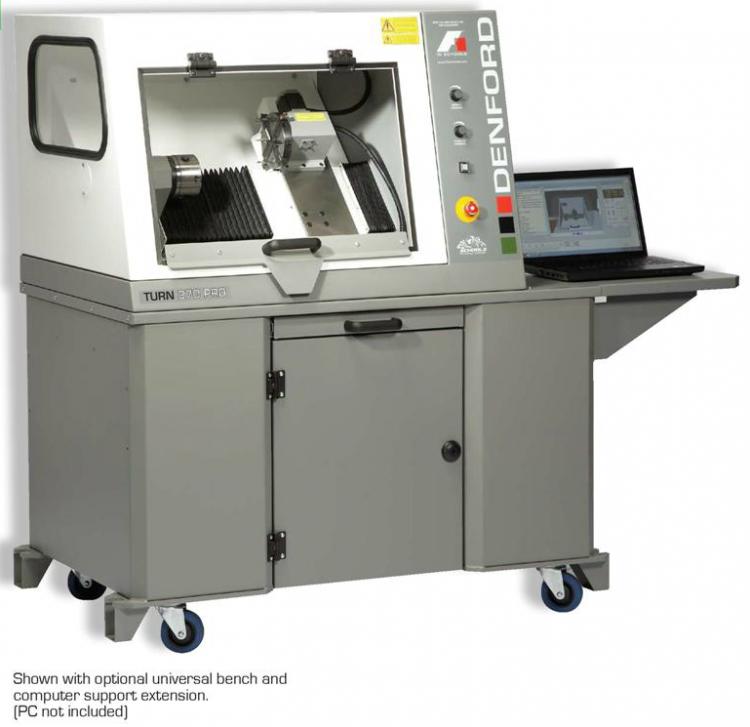 Turn 270 Pro Cnc Lathe Tech Labs