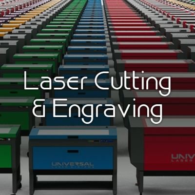 CO2 Laser Cutting and Engraving Technology