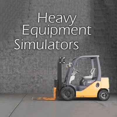 Simlog Heavy Equipment Simulators