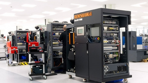 Renishaw Additive Manufacturing Systems