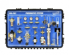Portable Pneumatics Learning System – 990-PN1