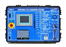 Amatrol's Portable PLC Troubleshooting Learning System (990-PS712F)