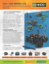 Unmanned Aerial & Ground Vehicles