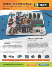Minds-i STEM Robotics Drones