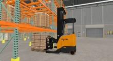 Heavy Equipment Simulator