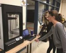3D Printers in STEM Education