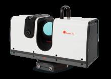 High accuracy long-range laser 3D scanner