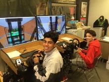 Forklift Simulator Training