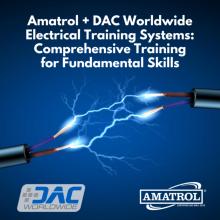 Amatrol and DAC Worldwide Electrical Trainers