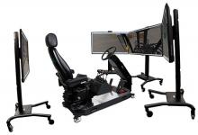 Heavy Equipment Training Simulators | Tech-Labs