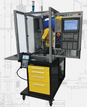 Machine Tending Education Cell