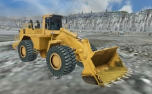 Cost Effective Wheel Loader Simulator for Operator Training