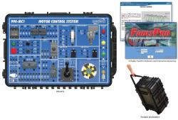 Portable Motor Control Troubleshooting Learning System – 990-MC1F